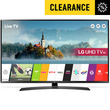 LG 55UJ635V 55 Inch Smart 4K Ultra HD TV with HDR