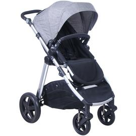 Cuggl Beech Pushchair - Black & Silver