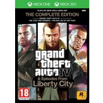 more details on Grand Theft Auto IV Complete Edition Xbox 360 Xbox One Game