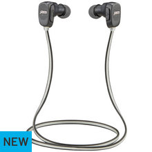 JAM Transit Fitness Wireless Sports In-Ear Headphones- Black