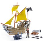 more details on Pirates of the Caribbean Jack's Pirate Ship Playset.
