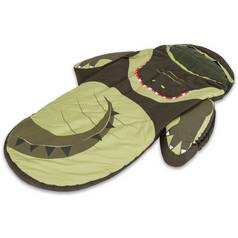 LittleLife Animal Snuggle Pod - Crocodile