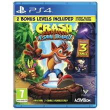 Crash Bandicoot N.Sane Trilogy PS4 Game