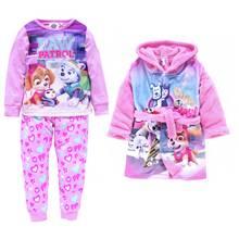 PAW Patrol Pink Nightwear Set.