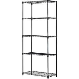 5 Tier Heavy Duty Steel Garage Shelving Storage Unit