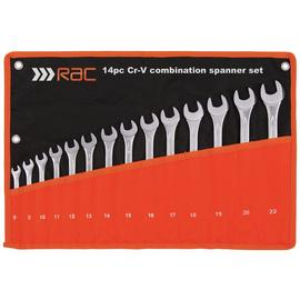 RAC 14 Piece Metric Spanner Set