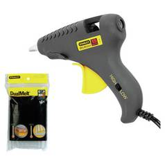 Stanley Glue Gun with 24 Glue Sticks