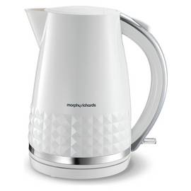 Morphy Richards Dimensions Jug Kettle - White