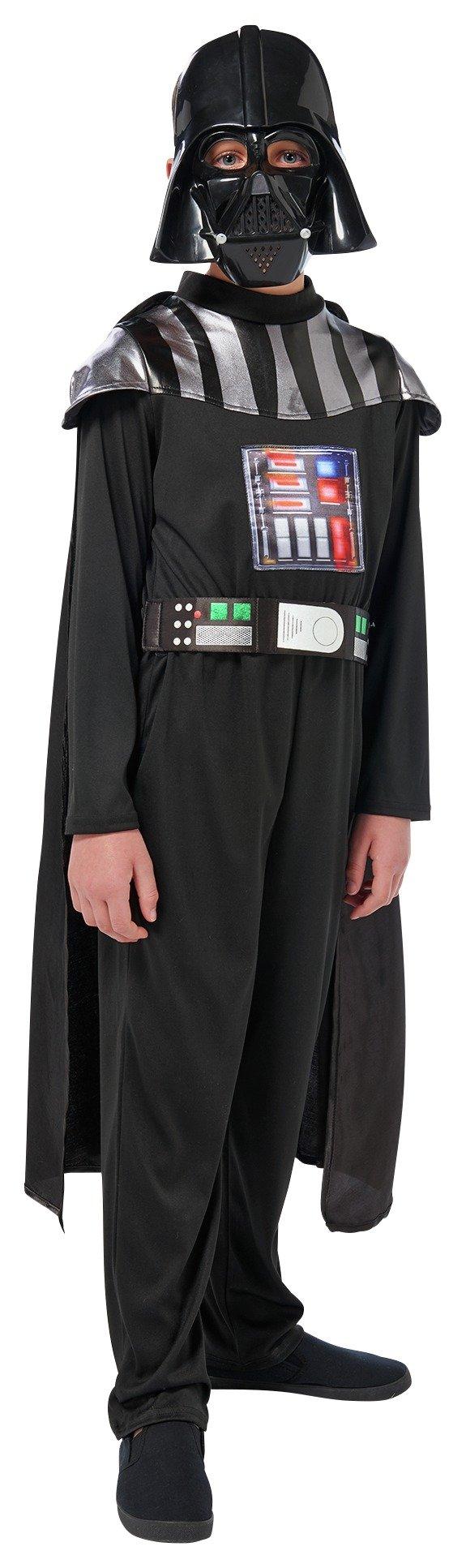 Star Wars Childrenu0027s Darth Vader Fancy Dress Costume  sc 1 st  Argos & Results for kids ninja costume
