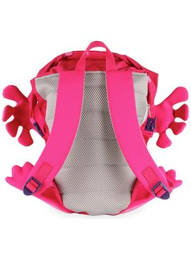 LittleLife Animal Frog 10L Kids Swimpak Backpack - Pink