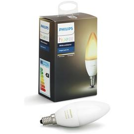 Philips Hue White Ambience E14 Candle Lamp