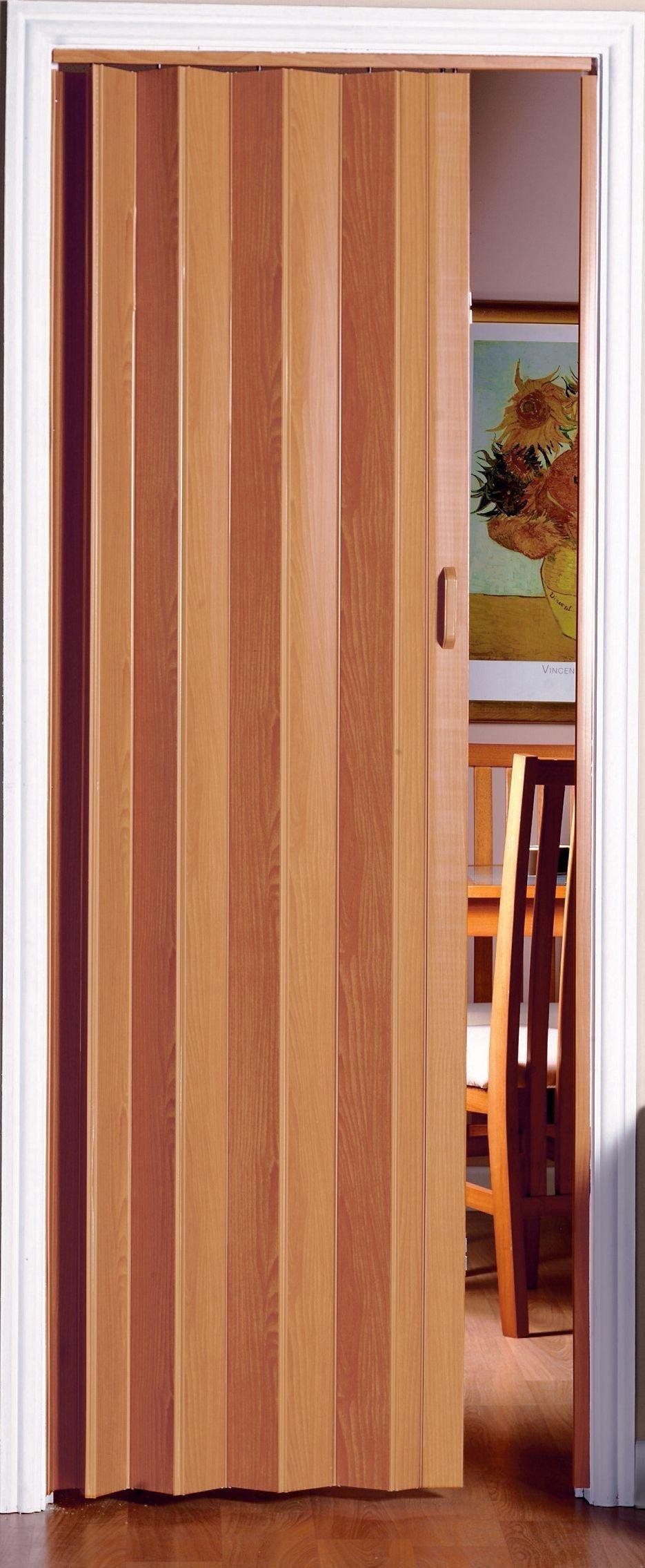 Antique Pine Effect Double Skin Door  sc 1 st  Argos & Buy White Oak Effect Folding Door | Doors | Argos