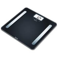 Beurer BF600 Diagnostic Glass Body Analyser Scale - Black