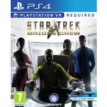 Star Trek: Bridge Crew PS4 VR Game