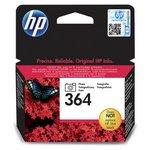 more details on HP 364 Photo Black Ink Cartridge (CB317EE).