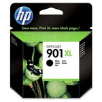 more details on HP 901XL High Yield Black Original Ink Cartridge (CC654AE).