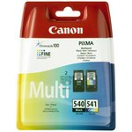 more details on Canon PG-540 / CL-541 Ink Cartridge Multipack.