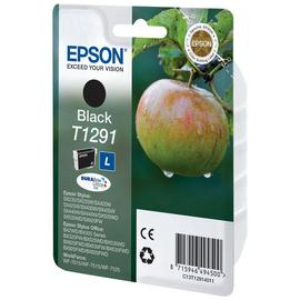 Epson T1291 Apple Ink Cartridge - Black