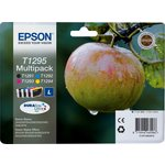 more details on Epson Apple T1295 Black and Colour Ink Cartridge Pack.