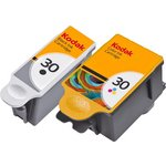 more details on Kodak Ink Cartridge Combo - 30B + 30CL.