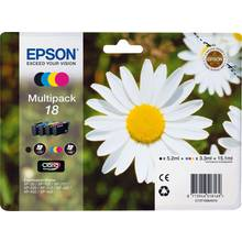 Epson Daisy 18 Ink Cartridges Multipack