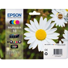 Epson 18 Daisy Ink Cartridges - Black & Colour