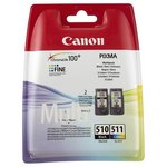 more details on Canon PG-510/CL-511 Multi-pack.