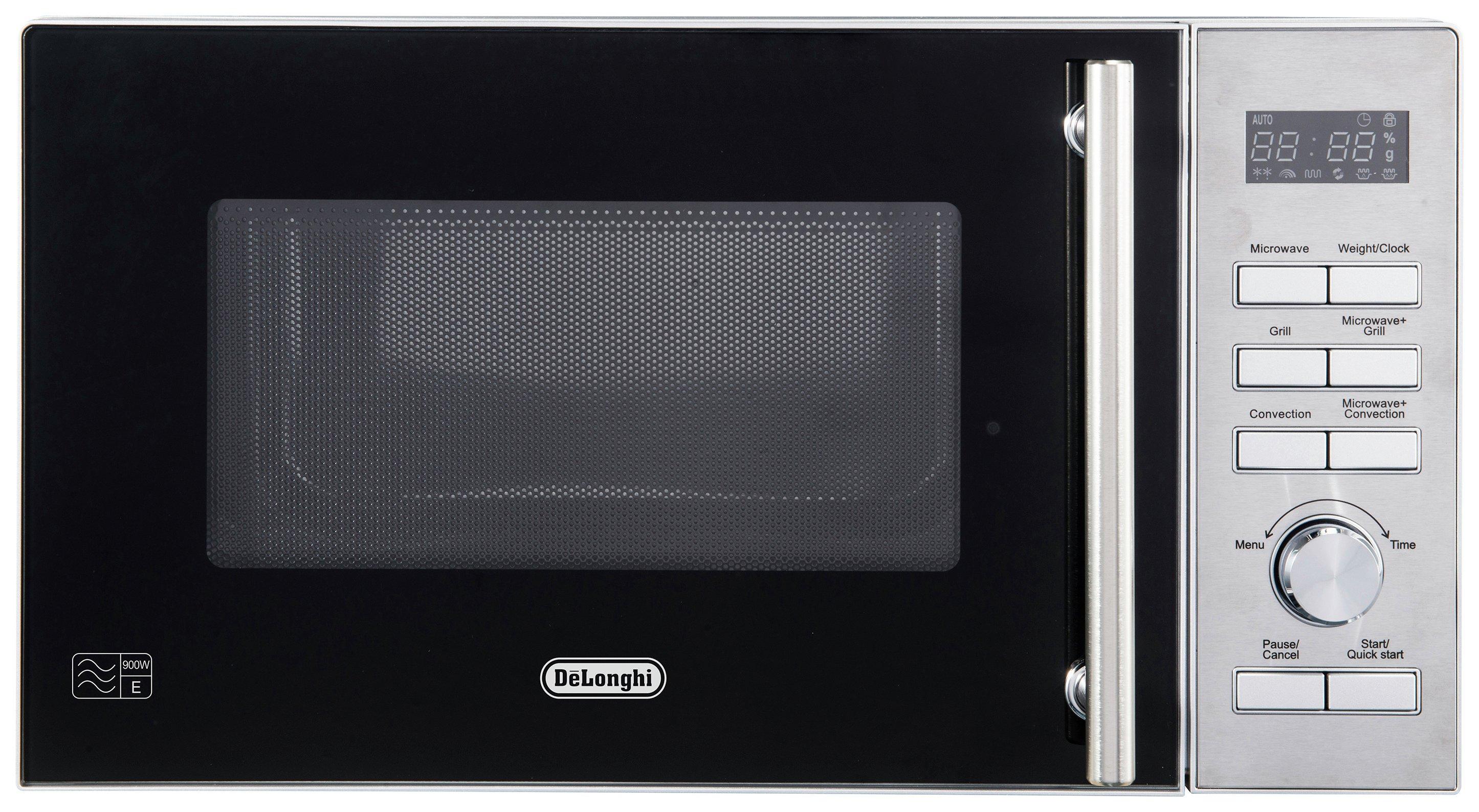 electrolux ems30400ox. de\u0027longhi 900w combination microwave d90d - stainless steel electrolux ems30400ox