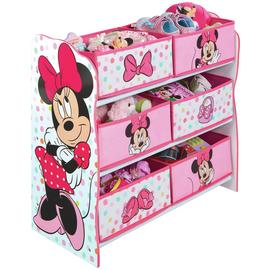 Disney Minnie Mouse Kids Storage Unit