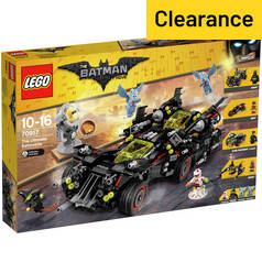 LEGO The Batman Movie Ultimate Batmobile - 70917