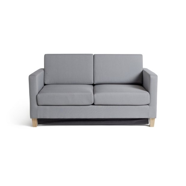 Fine Buy Argos Home Rosie 2 Seater Fabric Sofa Bed Light Grey Sofa Beds Argos Ocoug Best Dining Table And Chair Ideas Images Ocougorg