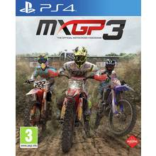 MXGP 3 PS4 Game