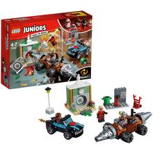 LEGO Incredibles 2 Underminer Bank Heist - 10760