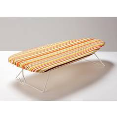 Argos Home Table Top Ironing Board - Stripes
