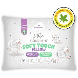 Slumberdown Little Slumbers Toddler Soft Pillow