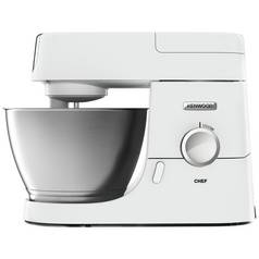 Kenwood Chef KVC3100W Kitchen Machine Stand Mixer - White