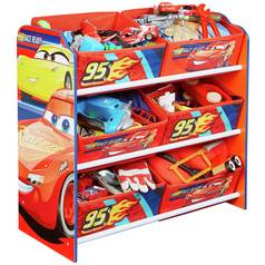 Disney Cars Kids Storage Unit