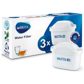 Brita Maxtra Plus Water Filter Cartridge - Pack of 3