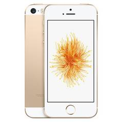 SIM Free iPhone SE 128GB Mobile Phone - Gold