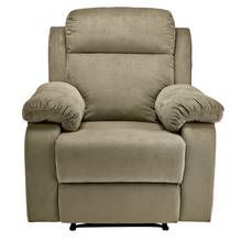 Collection New Bradley Manual Recliner Chair - Mink