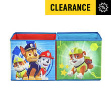 Paw Patrol Chase Canvas Box - Set of 2