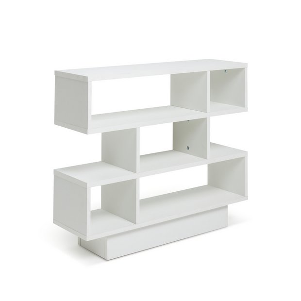 huge discount cb217 8d6f3 Buy Argos Home Cubes Shelving Unit - White | Bookcases and shelving units |  Argos