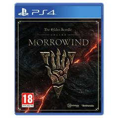 The Elder Scrolls Online: Morrowind PS4 Game