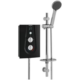 Bristan Glee 10.5kW Electric Shower - Black Best Price, Cheapest Prices
