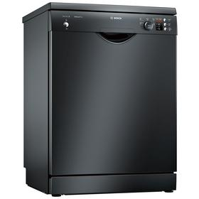 Bosch SMS25AB00G Full Size Dishwasher - Black
