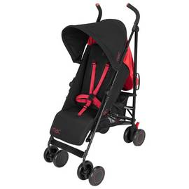 Mac by Maclaren Black & Redstone M1 Pushchair