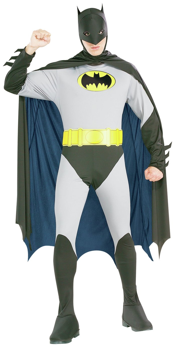 DC Batman Fancy Dress Costume  sc 1 st  Argos & Results for dress up costume