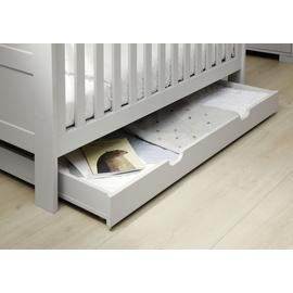 Mamas & Papas Harrow Grey Underbed Storage Unit