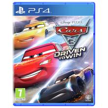 Cars 3: Driven to Win PS4 Game