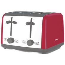 Kenwood TTM480RD Scene Toaster - Red